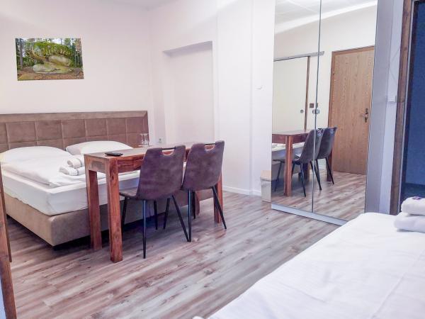 3 Bett-Zimmer